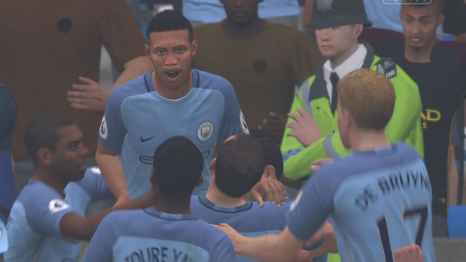 Gabriel Jesus no Fifa 17
