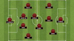 Flamengo Vasco semifinal Taça Guanabara