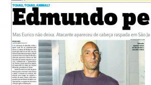 Edmundo careca 2008