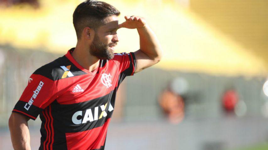 Diego pelo Flamengo