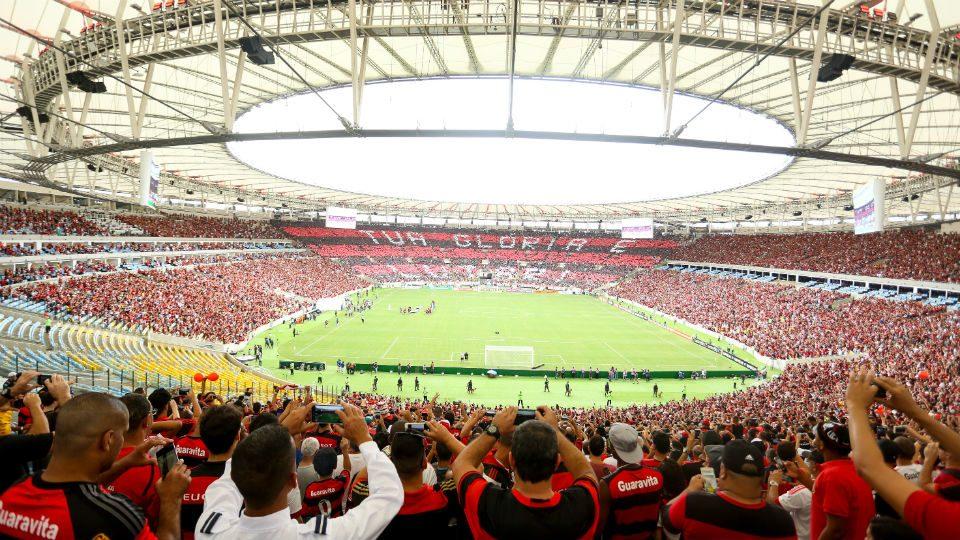 Flamengo Maracanã retorno Corinthians 2016