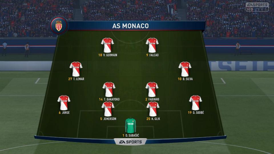 Jorge no Fifa 17