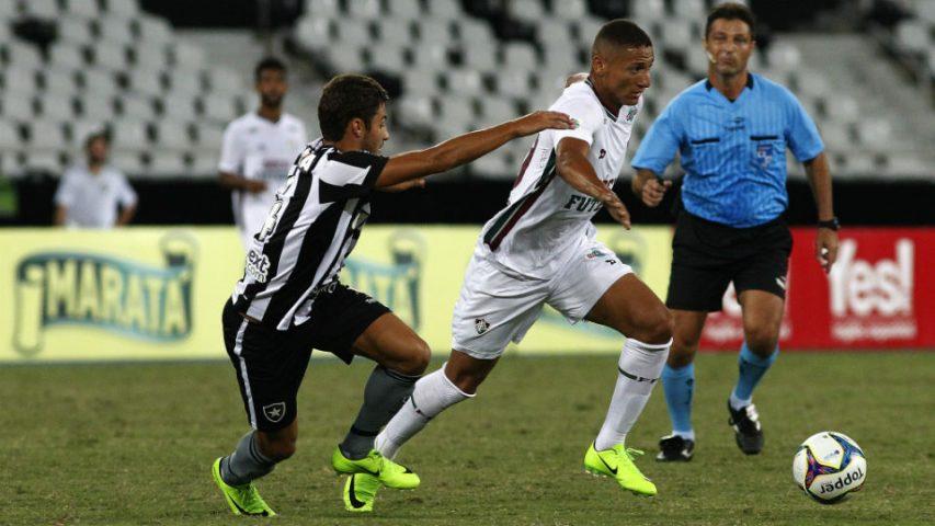 Richarlison Fluminense 2017