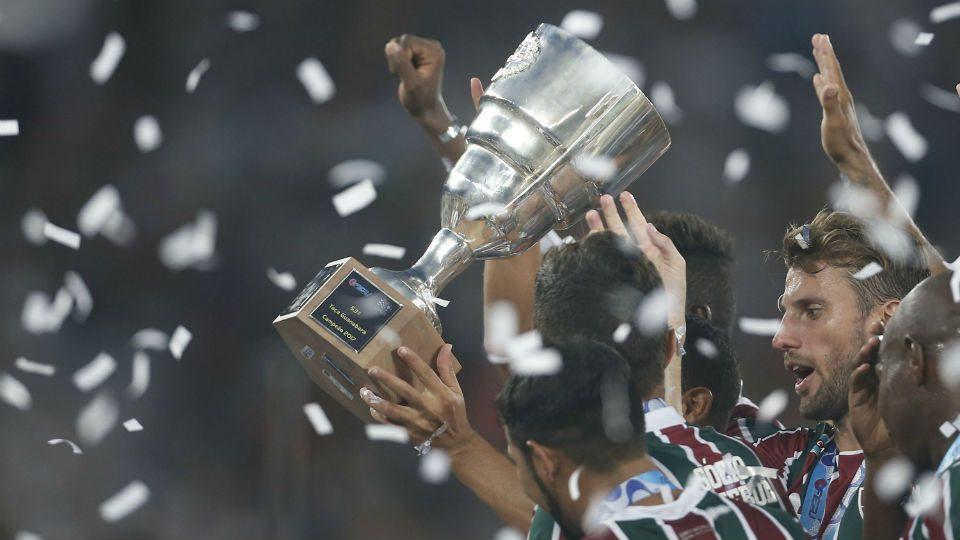 Fluminense Taça Guanabara 2017