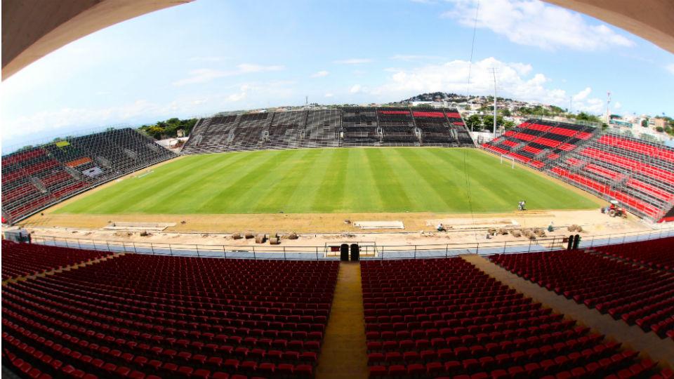 Arena da Ilha Flamengo Botafogo