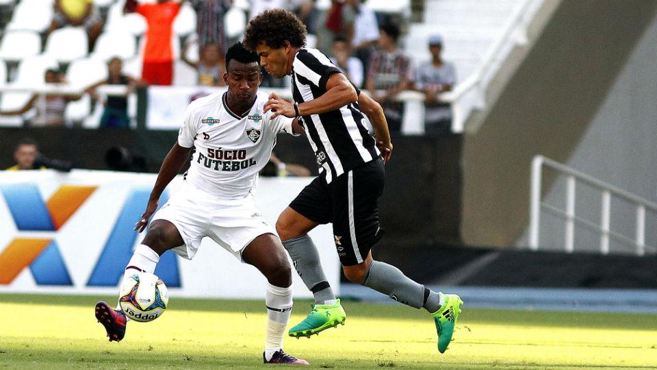 Camilo Botafogo Fluminense 2017 Taça Rio