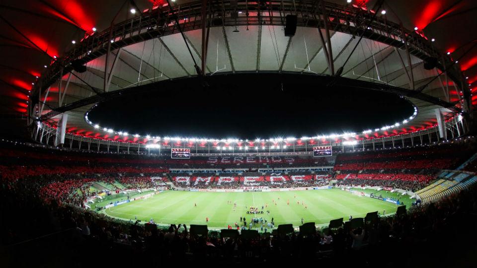 Flamengo Maracanã Libertadores 2017 Atlético-PR