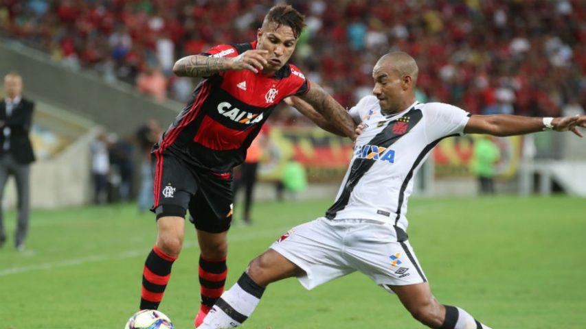 Flamengo Vasco Guerrero Rodrigo Taça Rio 2017