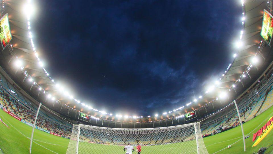 Maracanã Flamengo Vasco Taça Rio 2017