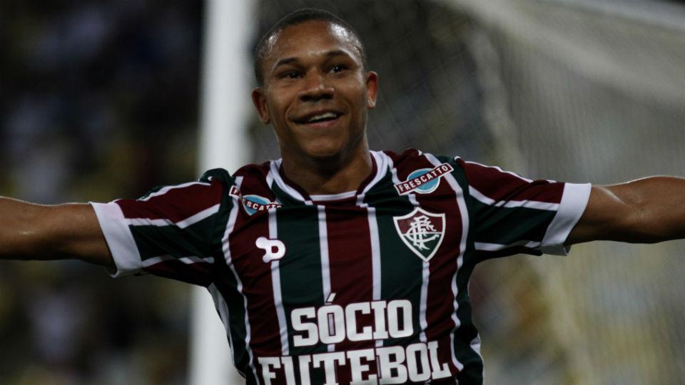 Wellington Fluminense Vasco 2017 semifinal Campeonato Carioca