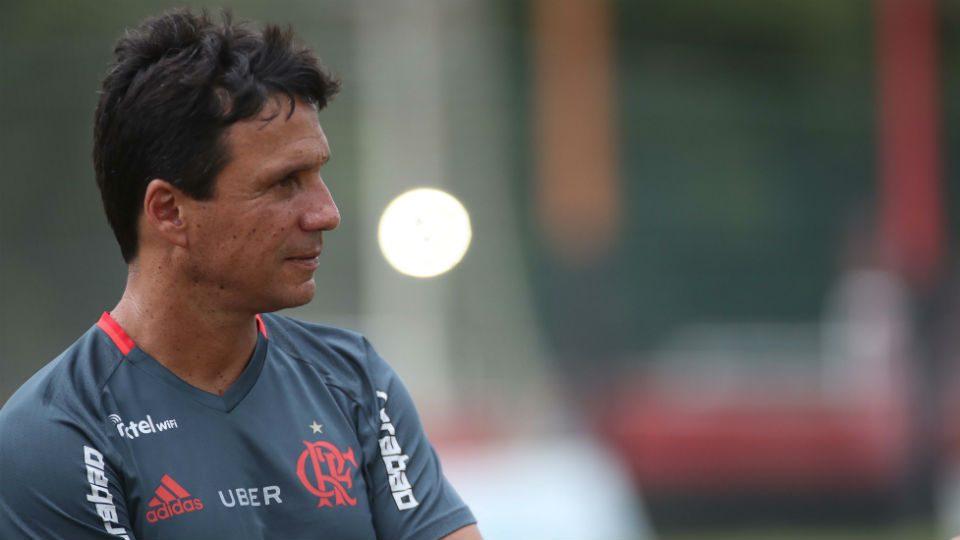 Zé Ricardo Flamengo 2017