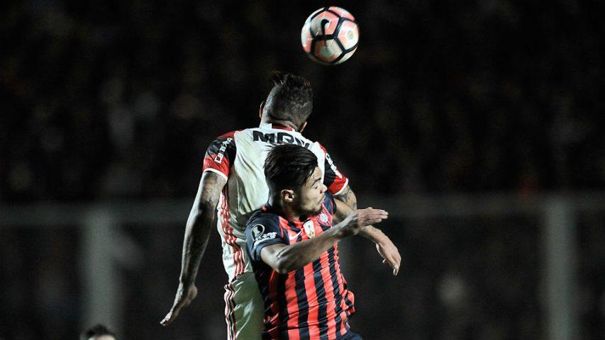 Rafael Vaz Flamengo San Lorenzo Libertadores 2017