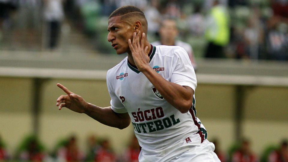 Richarlison Fluminense Atlético-MG Independência