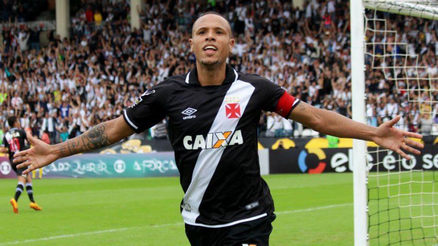Luis Fabiano Vasco 2017 Bahia São Januário