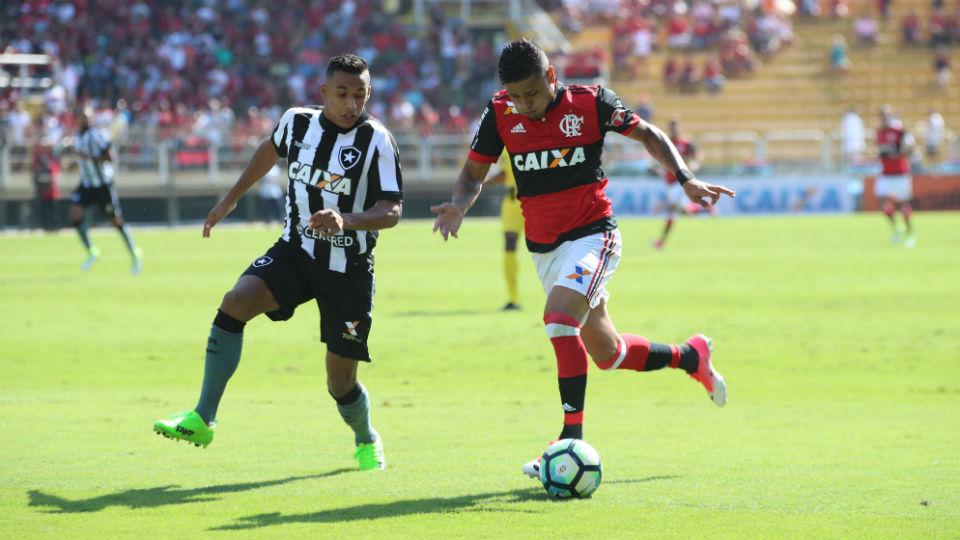 Arnaldo Everton Flamengo Botafogo