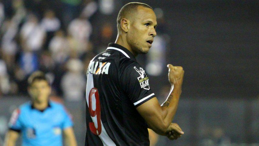 Luis Fabiano Vasco Sport São Januário