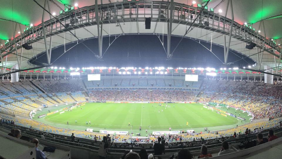 Maracanã Fluminense Grêmio Copa do Brasil 2017