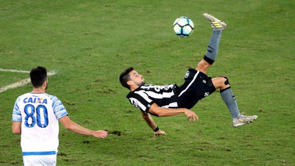 Rodrigo Pimpão Botafogo Avaí