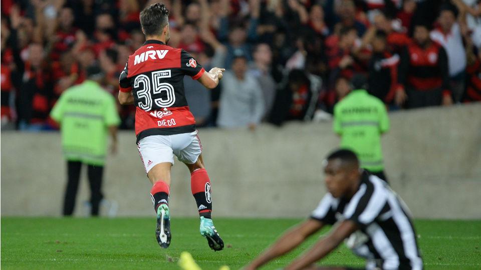 Diego 2017 Flamengo