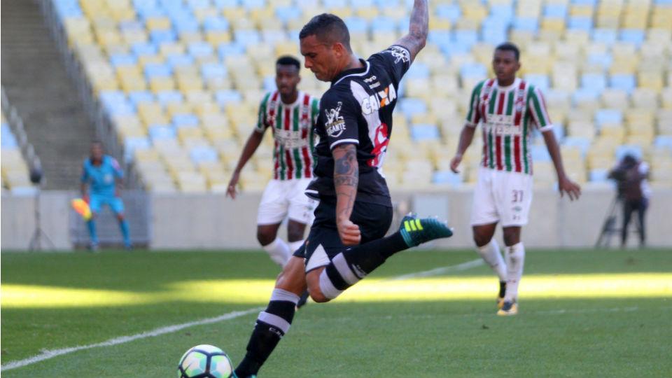 Ramon Vasco 2017 gol Fluminense Maracanã