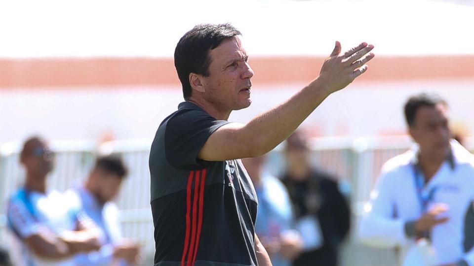 Zé Ricardo 2017 Flamengo