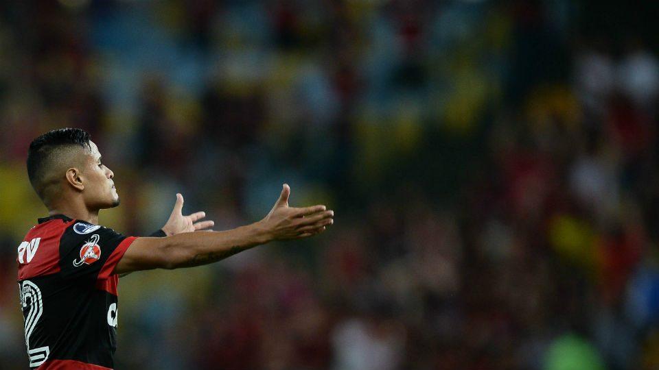 Everton Flamengo Fla-Flu Sul-Americana 2017