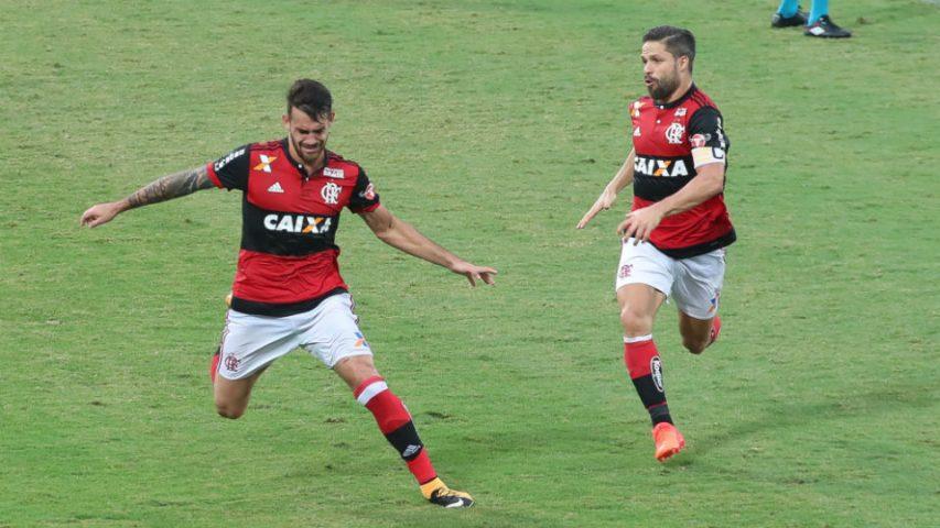 Felipe Vizeu Flamengo choro