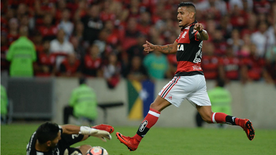 Everton Flamengo Maracanã Sul-Americana 2017 final