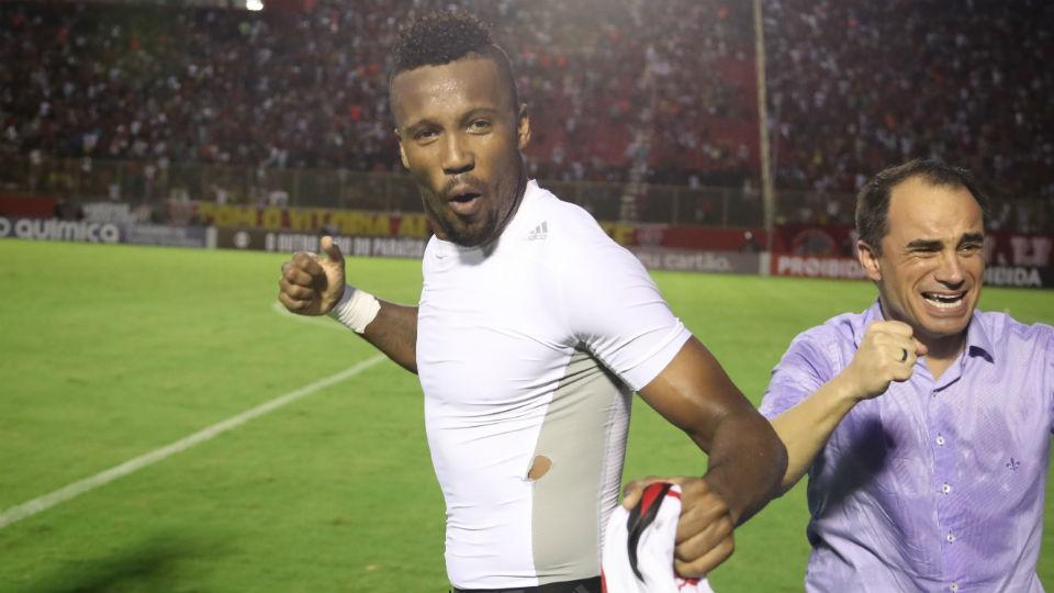 Rodrigo Caetano Vaz Vitória Flamengo 2017