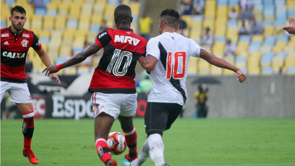 Vinicius Junior Evander Flamengo Vasco Maracanã Carioca 2018