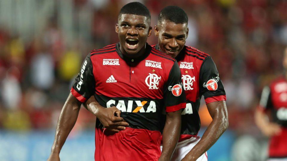Lincoln Flamengo primeiro gol Ilha do Urubu