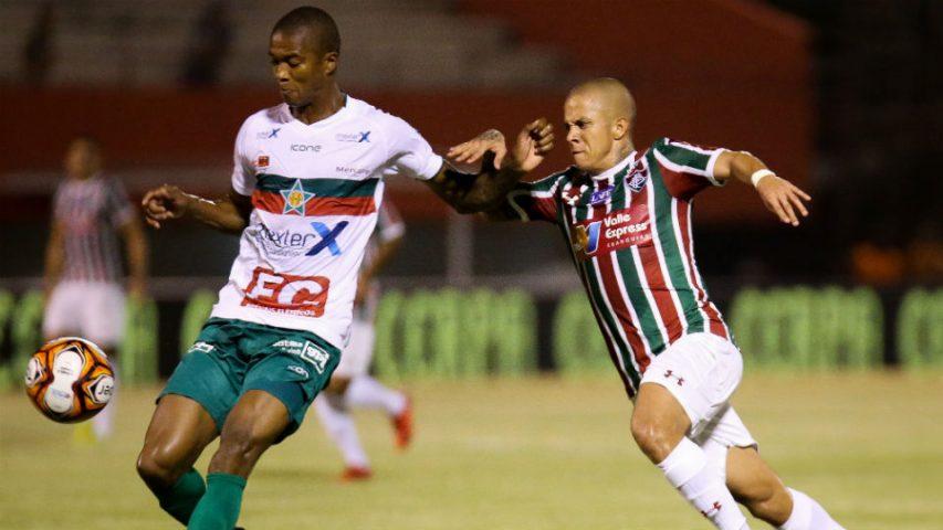 Marcos Junior Fluminense Portuguesa Carioca 2018