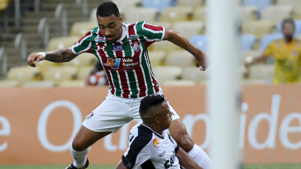 Robinho Fluminense Botafogo Carioca 2018