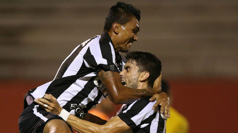 Kieza Pimpão gol Nova Iguaçu Campeonato Carioca 2018