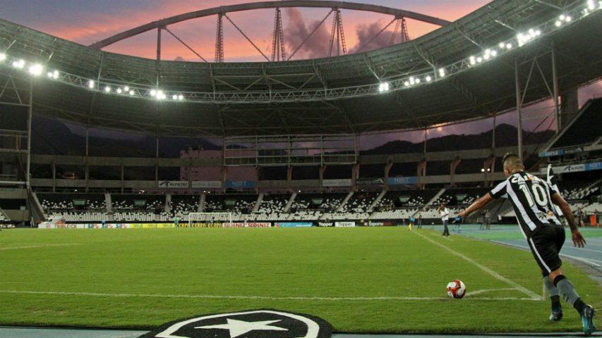 Engenhão Botafogo 2018 Carioca