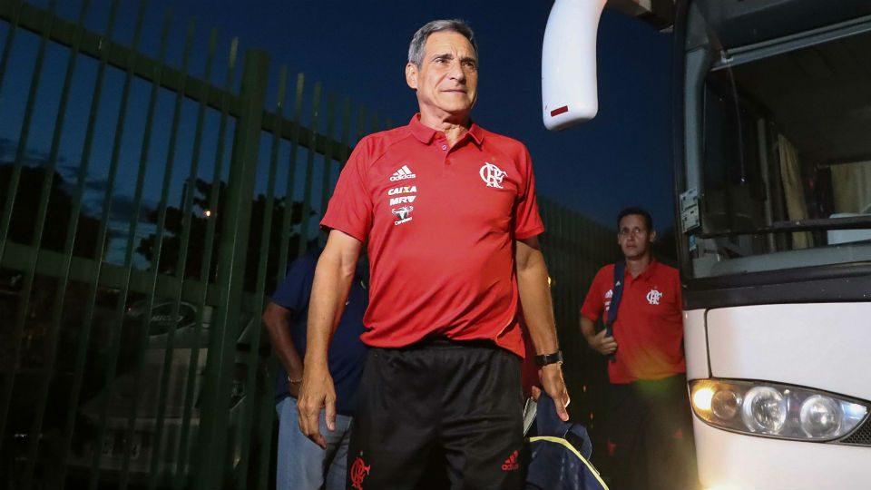 Paulo César Carpegiani Flamengo 2018