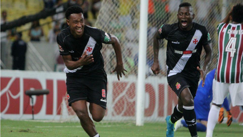 Fabrício Vasco gol Carioca 2018 semifinal