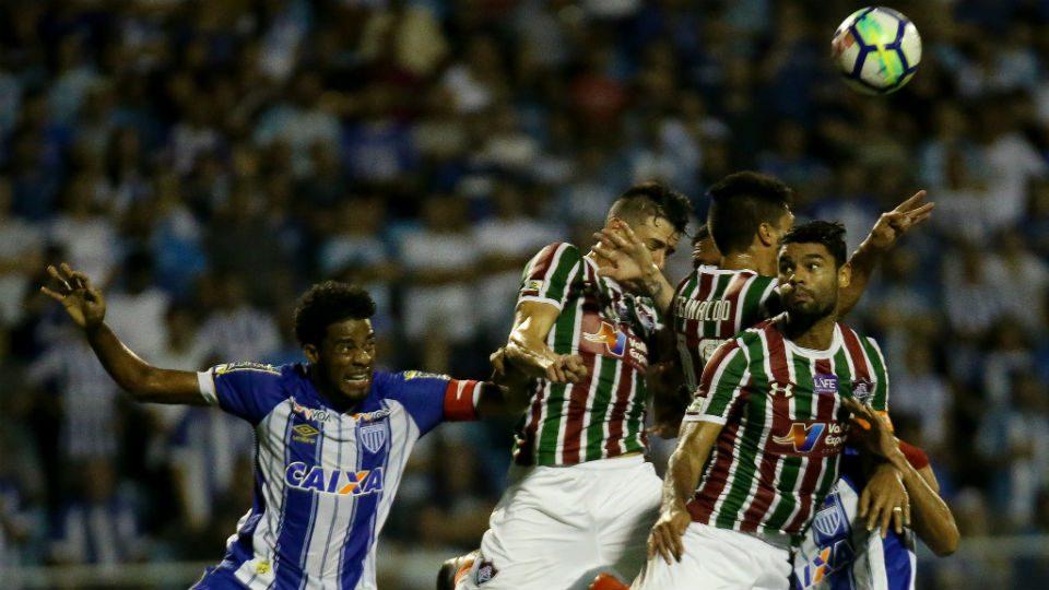 Fluminense Avaí Copa do Brasil 2018
