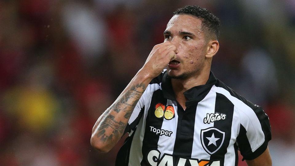 Luiz Fernando cheirinho Botafogo Carioca 2018
