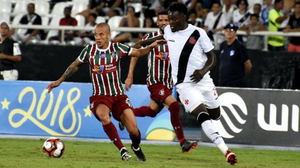 Marcos Junior Paulão Fluminense Vasco Carioca 2018