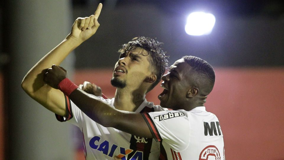 Flamengo Vinicius Junior Paquetá estreia Brasileiro 2018
