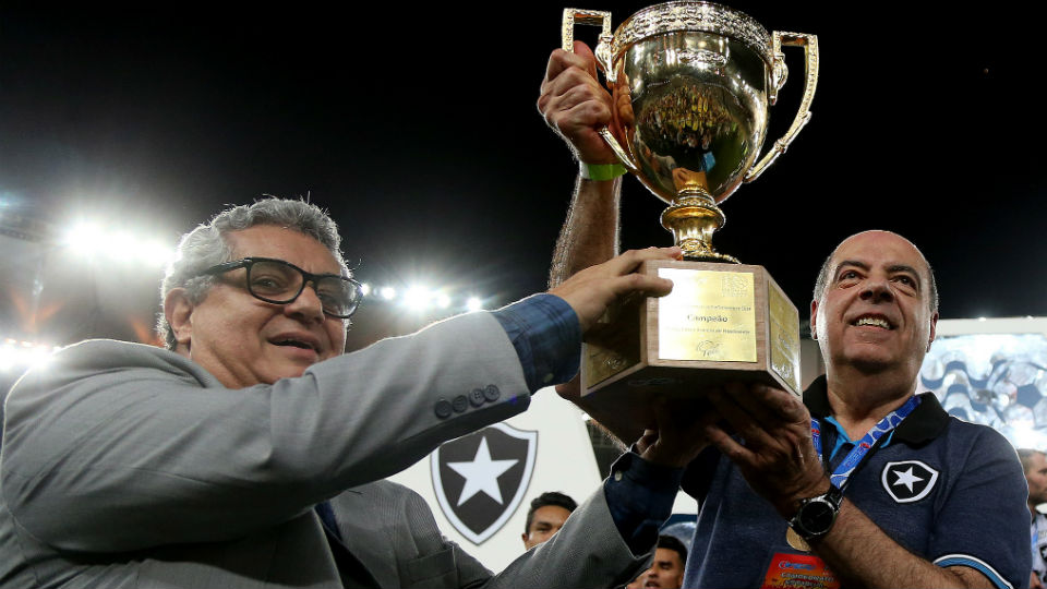 Rubens Lopes Nelson Mufarrej Carioca 2018