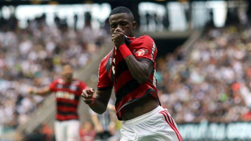 Vinicius Junior gol Ceará Flamengo Campeonato Brasileiro 2018