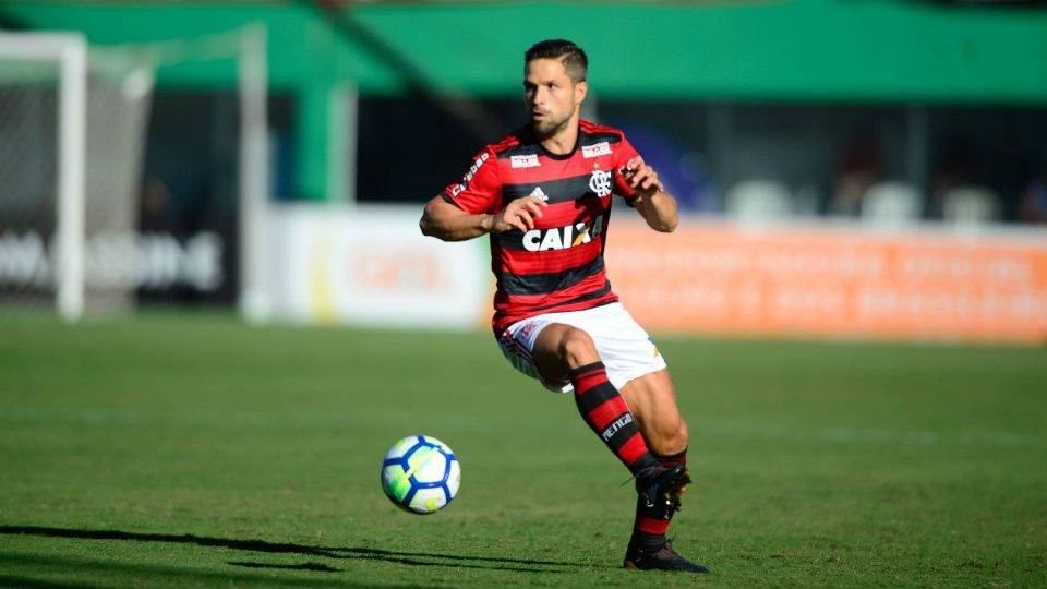 Diego Flamengo 2018