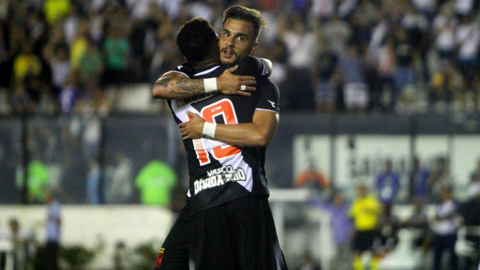 Bruno Cosendey Vasco gol