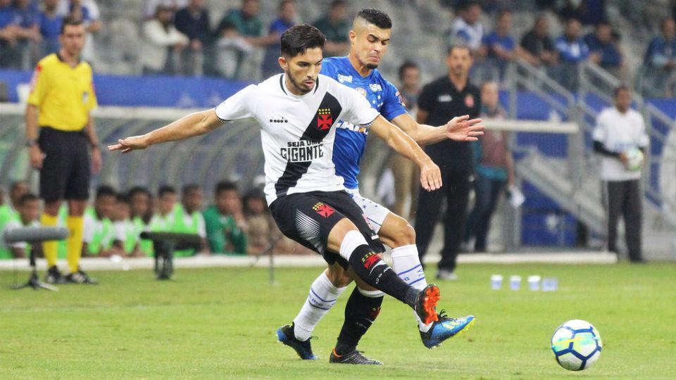 Andrey Vasco Cruzeiro Mineirão 2018