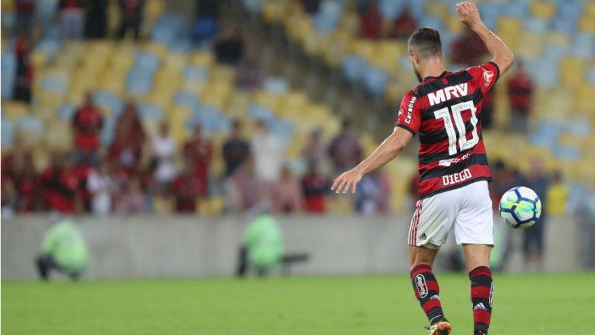 Diego Flamengo Maracanã Corinthians