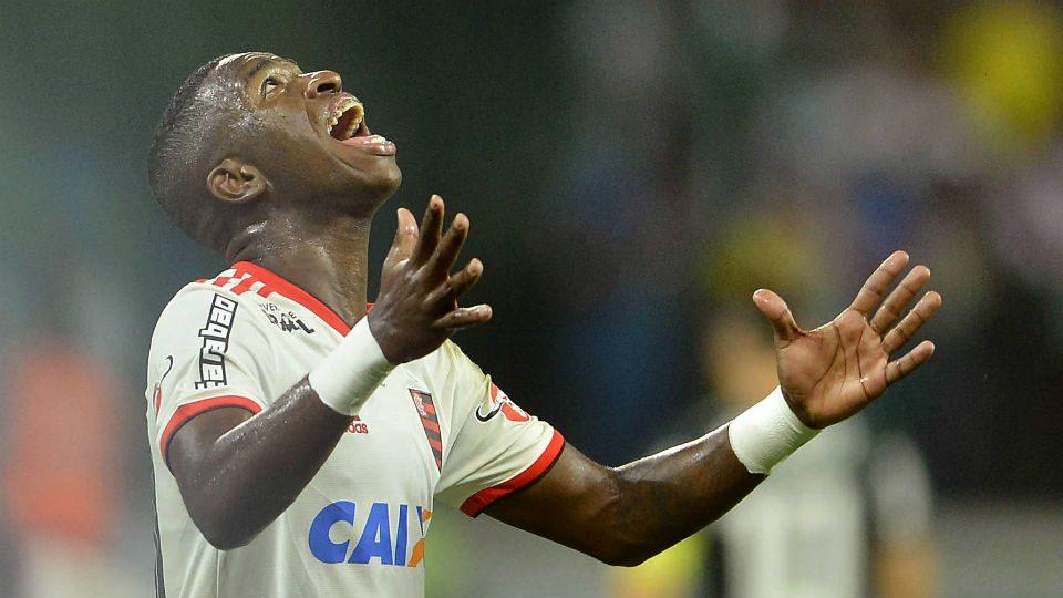 Vinicius Junior Flamengo Palmeiras