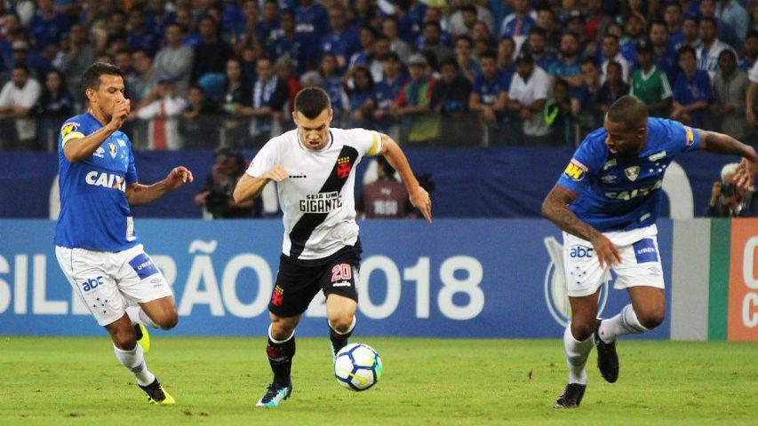 Wagner Vasco 2018 Mineirão