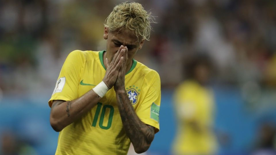 Neymar Copa 2018